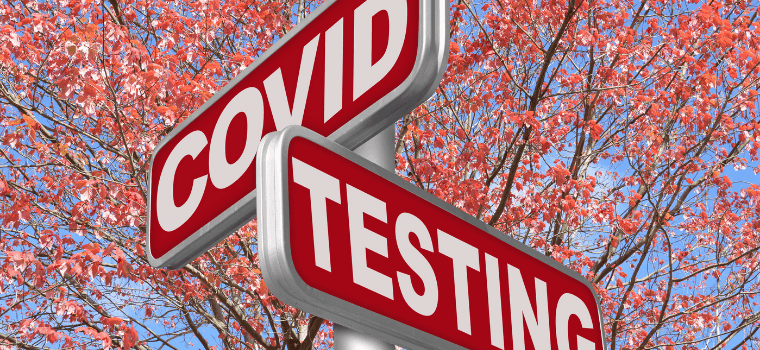 Covid Test Required to Fly to the USA